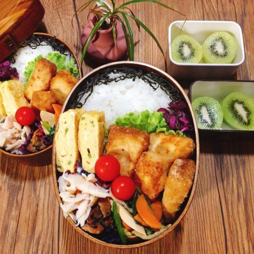 豆腐から揚げ弁当