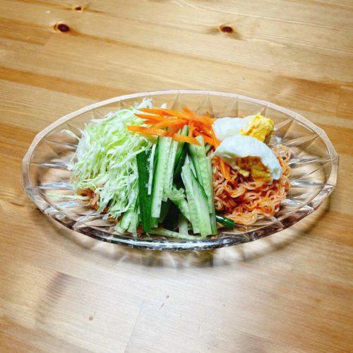 パルドビビン麺