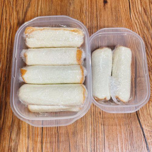くるくるサンドイッチ前日に準備した