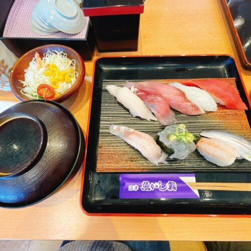 沼津魚がし鮨おすすめセット
