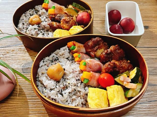 台湾フライドチキンのお弁当