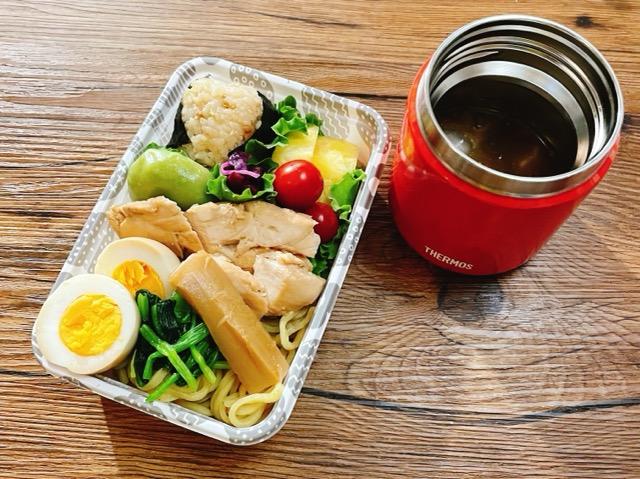ダイエット用つけ麺弁当