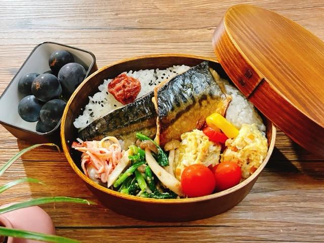 鯖の西京焼弁当